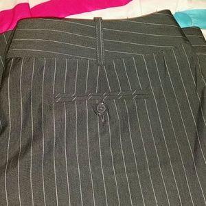 Larry Levine pinstripe pants NWOT